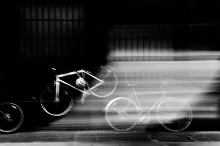 Bikes in Soho
