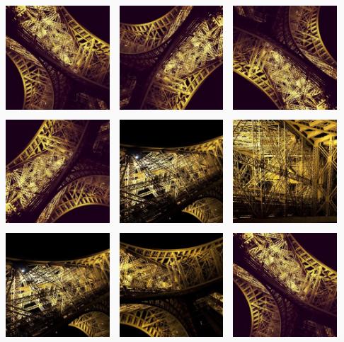 AleS Eiffel Puzzle