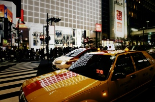 tokyo Cab
